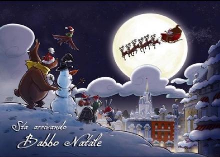 CASTELLAMONTE - AllUfficio Postale di Babbo Natale... sarà una vigilia magica - FOTO