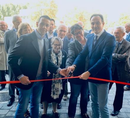 COLLERETTO GIACOSA - Cirio inaugura il nuovo ristorante e centro servizi aziendale al Bioindustry Park