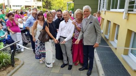 RIVAROLO - Un nuovo «percorso assistito» alla casa di riposo - FOTO