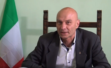 NATALE 2019 - Gli auguri del sindaco di Rivarolo Canavese, Rostagno