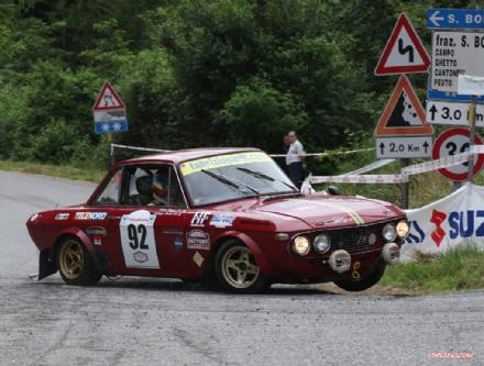 RALLY - Il canavesano Fabrizio Pardi e Silvia Bianco Francesetti al via del Campionato Italiano Rally Auto Storiche 2020