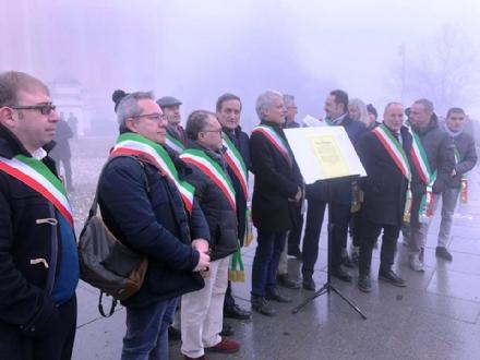 PATTO DI SUPERGA - Cè anche il Canavese: aderiscono i sindaci di Rivarolo, Ciriè, Chivasso, Bollengo, Valperga, Volpiano e San Maurizio
