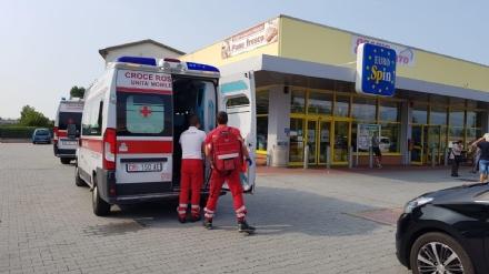 RIVAROLO - Dramma allEurospin, donna muore mentre fa la spesa. Il supermercato resta aperto