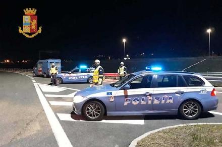 CANAVESE - Campagna europea «Alcohol and Drugs»: più controlli della polizia stradale dal 9 al 15 dicembre
