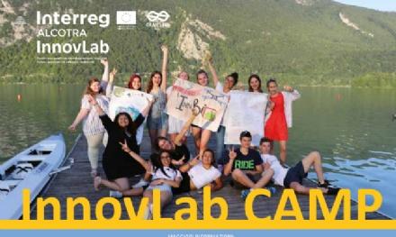 ALPETTE - Il paese ospita il primo camp invernale di «InnovLab»