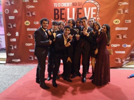 IVREA - «Believe Film Festival», vince il cortometraggio realizzato dai giovani del Canavese: sarà proiettato nei cinema