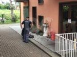 TABACCAIO UCCIDE LADRO A PAVONE CANAVESE - VITTIMA COLPITA AL PETTO - FOTO E VIDEO - immagine 10