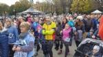 CUORGNE - La folla in piazza conferma il grande cuore del Canavese: più di 1100 persone di corsa per il piccolo Loris - FOTO e VIDEO - immagine 19
