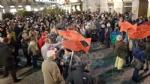 IVREA - Sardine in piazza di Città contro Salvini e la destra: «Siamo contro la deriva populista» - FOTO e VIDEO - immagine 11