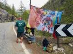 GIRO DITALIA A CERESOLE REALE - Lemozione della corsa in 50 scatti da tutto il Canavese - FOTO - immagine 42