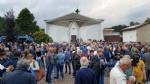 PAVONE CANAVESE - Una folla alla fiaccolata di solidarietà per Franco - FOTO E VIDEO - immagine 12
