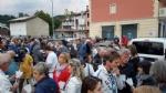 PAVONE CANAVESE - Una folla alla fiaccolata di solidarietà per Franco - FOTO E VIDEO - immagine 13