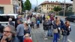 PAVONE CANAVESE - Una folla alla fiaccolata di solidarietà per Franco - FOTO E VIDEO - immagine 14