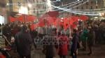 IVREA - Sardine in piazza di Città contro Salvini e la destra: «Siamo contro la deriva populista» - FOTO e VIDEO - immagine 14