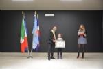 OZEGNA - Il sindaco Sergio Bartoli ha premiato gli sportivi del paese - FOTO - immagine 14
