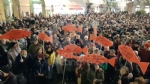 IVREA - Sardine in piazza di Città contro Salvini e la destra: «Siamo contro la deriva populista» - FOTO e VIDEO - immagine 15