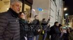 IVREA - Sardine in piazza di Città contro Salvini e la destra: «Siamo contro la deriva populista» - FOTO e VIDEO - immagine 16