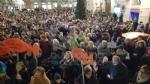 IVREA - Sardine in piazza di Città contro Salvini e la destra: «Siamo contro la deriva populista» - FOTO e VIDEO - immagine 18