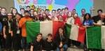 IVREA - Gli studenti dellOlivetti ai mondiali di robotica a Sydney - immagine 1