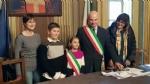 RIVAROLO - Consiglio dei ragazzi: il nuovo sindaco è di Argentera - FOTO e VIDEO - immagine 1