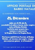 CASTELLAMONTE - AllUfficio Postale di Babbo Natale... sarà una vigilia magica - FOTO - immagine 1