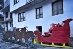 NOASCA - «Bandite» le renne, Babbo Natale arriva con gli stambecchi - immagine 1