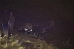 OZEGNA-AGLIE - Auto si ribalta, ferita ragazza di Castellamonte - immagine 1