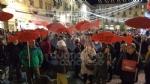IVREA - Sardine in piazza di Città contro Salvini e la destra: «Siamo contro la deriva populista» - FOTO e VIDEO - immagine 1