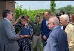 SAN GIUSTO CANAVESE - Il ricordo di Paolo Borsellino e delle vittime della mafia davanti alla villa confiscata al boss Assisi - immagine 1