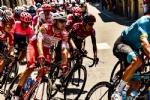 GIRO DITALIA A CERESOLE REALE - Lemozione della corsa in 50 scatti da tutto il Canavese - FOTO - immagine 1
