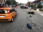 LOMBARDORE - Auto contro moto, ferito un sedicenne di Leini. Sulla vettura una donna positiva allalcoltest - FOTO - immagine 5