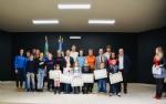 OZEGNA - Il sindaco Sergio Bartoli ha premiato gli sportivi del paese - FOTO - immagine 1