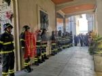 RIVAROLO CANAVESE - I vigili del fuoco hanno celebrato Santa Barbara - FOTO e VIDEO - immagine 1
