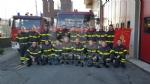 RIVAROLO CANAVESE - I vigili del fuoco hanno celebrato Santa Barbara - FOTO e VIDEO - immagine 14