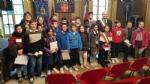 RIVAROLO - Consiglio dei ragazzi: il nuovo sindaco è di Argentera - FOTO e VIDEO - immagine 2