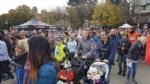 CUORGNE - La folla in piazza conferma il grande cuore del Canavese: più di 1100 persone di corsa per il piccolo Loris - FOTO e VIDEO - immagine 10