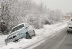 CANAVESE - Incidenti stradali a raffica a causa di neve e ghiaccio. Tangenziale di Torino in tilt per uno scontro tra furgoni - FOTO - immagine 2