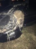 OZEGNA-AGLIE - Auto si ribalta, ferita ragazza di Castellamonte - immagine 2