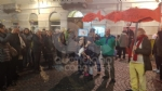 IVREA - Sardine in piazza di Città contro Salvini e la destra: «Siamo contro la deriva populista» - FOTO e VIDEO - immagine 2