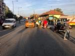 LOMBARDORE - Auto contro moto, ferito un sedicenne di Leini. Sulla vettura una donna positiva allalcoltest - FOTO - immagine 6