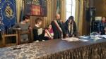 RIVAROLO - Consiglio dei ragazzi: il nuovo sindaco è di Argentera - FOTO e VIDEO - immagine 3