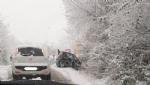 CANAVESE - Incidenti stradali a raffica a causa di neve e ghiaccio. Tangenziale di Torino in tilt per uno scontro tra furgoni - FOTO - immagine 3