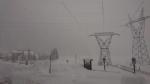 CANAVESE SOTTO LA NEVE - I fiocchi bianchi hanno iniziato a cadere copiosi anche in pianura - FOTO - immagine 14