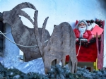 NOASCA - «Bandite» le renne, Babbo Natale arriva con gli stambecchi - immagine 3