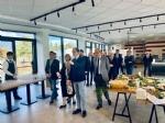COLLERETTO GIACOSA - Cirio inaugura il nuovo ristorante e centro servizi aziendale al Bioindustry Park - immagine 3
