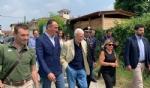 SAN GIUSTO CANAVESE - Il ricordo di Paolo Borsellino e delle vittime della mafia davanti alla villa confiscata al boss Assisi - immagine 3