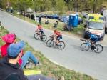 GIRO DITALIA A CERESOLE REALE - Lemozione della corsa in 50 scatti da tutto il Canavese - FOTO - immagine 34