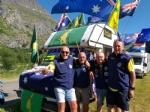 CICLISMO - Dal Canavese al sogno del Tour de France: Egan Bernal maglia gialla dopo una tappa da leggenda - immagine 3