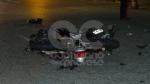 LOMBARDORE - Auto contro moto, ferito un sedicenne di Leini. Sulla vettura una donna positiva allalcoltest - FOTO - immagine 3