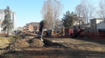 RIVAROLO - Addio scuola: è stato abbattuto anche lultimo muro - FOTO - immagine 3